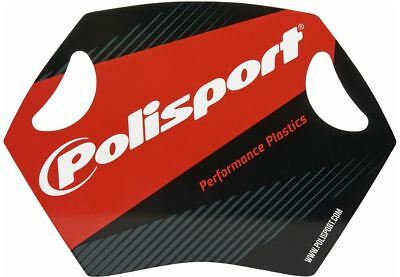 Polisport Dry Wipe White Pit Board MOTOCROSS ENDURO MX YZ RM CR KX SX