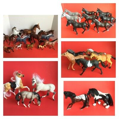 Breyer,imperial, 1999,1935  And More Horse Lot