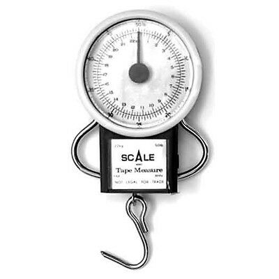 Eagle Claw Fishing Scale With Tape Measure