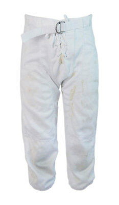 Alleson American Football Pants Trousers (White) - Youth S (7-8 Years)