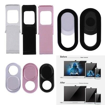 Webcam Cover Shutter Camera Privacy Sticker Protector for Phone Laptop Desktop