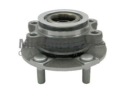 FRONT AXLE WHEEL HUB FLANGE BEARING KIT For NISSAN QASHQAI SAMEDAY DISPATCH