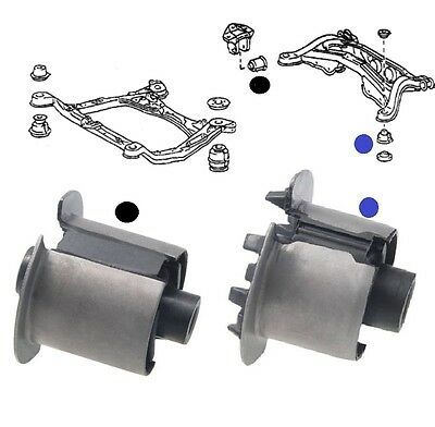 For Lexus Rx300 Rx 330 350 400 400H 98-08 Rear Subframe Support Body Bush X2