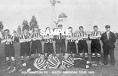 Southampton  FC 1903  Team Photo