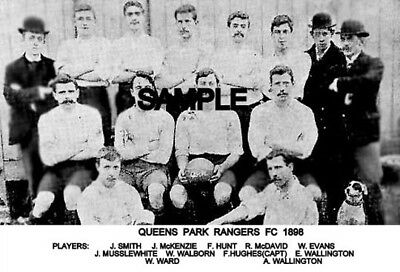 Queens Park Rangers FC 1898 Team Photo