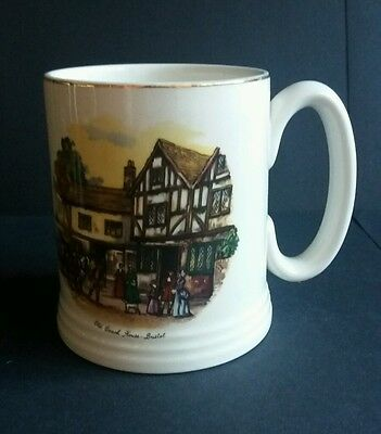 Vintage Lord Nelson Pottery mug - The Old Coach House Bristol