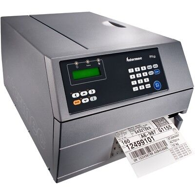 Honeywell Stationary Printers Px6C011000000020 Px6I Dt/tt 203Dpi Parallel 16Mb