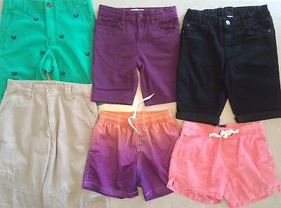 * Bulk Boys Clothes Size 8 Pants Shorts Shirts T-shirts 32 Items