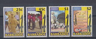 Barbabos 2001 35th Anniv. of Independence MNH Mint Never Hinged (#1629)
