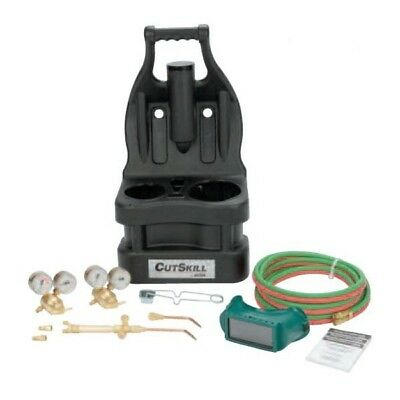 TurboTorch® Oxy/Acetylene Weld And Braze Kit With Carrier