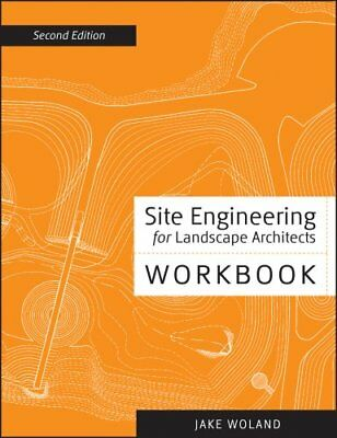 Site Engineering Workbook by Jake Woland 9781118090855 (Paperback, 2013)
