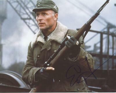 "Ed Harris ""Enemy at the Gates"" AUTOGRAPH Signed 8x10 Photo ACOA"