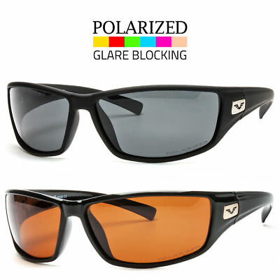 7352342c94 Mens Polarized Sunglasses Fits Large Size Wide Sports Tortoise Sunnies Golf  r
