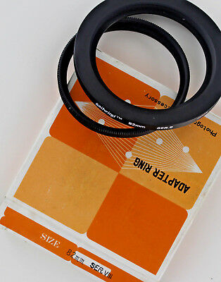 82mm lens adapter to hold a series 8 filter