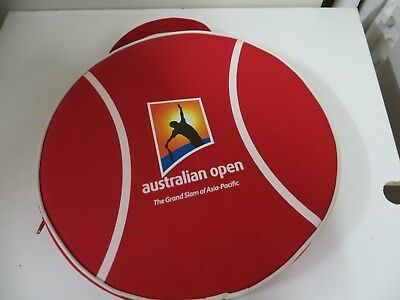EMIRATES AUSTRALIAN OPEN TENNIS High Quality Round Cushion - Zip Off Cover