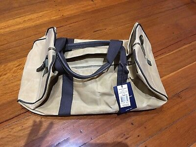 Sportscraft Mens Overnight Bag - BNWT! Bought For $129.95. Mint Condition :)