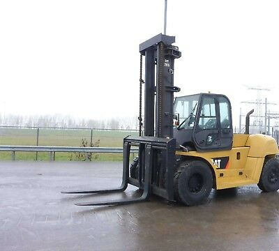 2011 CATERPILLAR P36000 Forklift