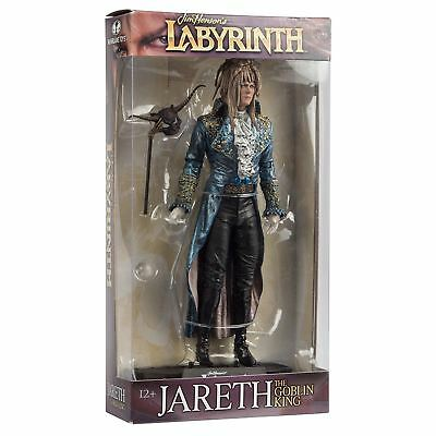Labyrinth - Jareth the Goblin King Color Tops Action Figure