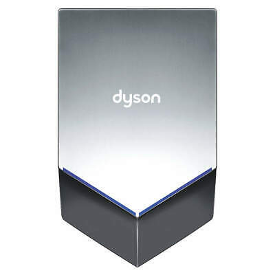 DYSON Hand Dryer,Integral,Polycarbonate ABS, 307174-01, Silver