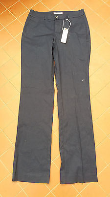 ESPRIT  Women's Navy Blue  Pants Size 32 UK 8 New with Tags