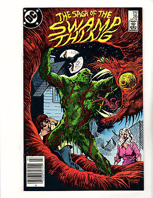 Saga of the Swamp Thing #26 (1984, DC) VF/NM Alan Moore Steve Bissette Newsstand