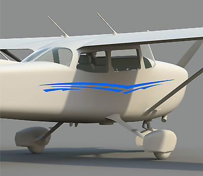 NO STEP Aircraft 10 Decal decal sticker cessna piper airplane piper jet