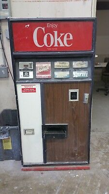 Coke Vending Machine for cans only
