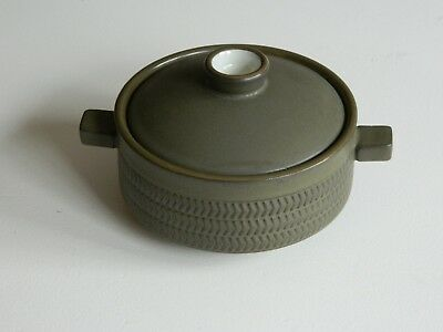 1 Denby Stoneware Camelot Individual Covered Casserole - Made in England