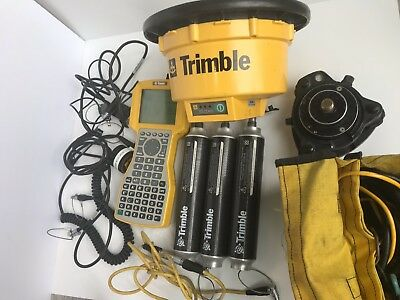 Trimble GPS Model 4800 PN: 32119-56  460-470MHz+TSC1+Trimble Batteries+ Antenna