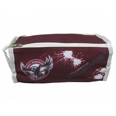 Manly Warringah Sea Eagles Toiletries Bag Wetpack Official NRL FATHER'S DAY