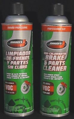 Stash can/diversion safe/hidden compartment-TWO Bilingual Brake Cleaners