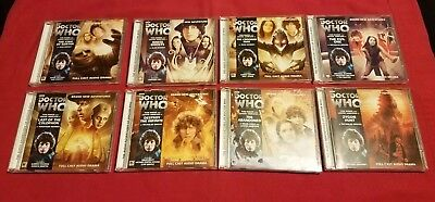 Big Finish Doctor Who Tom Baker Complete Series 3