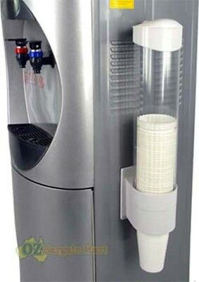 Water Dispenser Disposable Paper Cup Holder Magnetic Self Attached Plastic