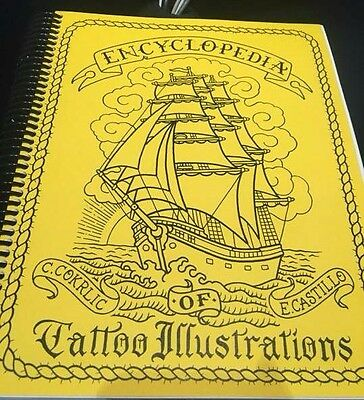 Tattoo Flash Design Book 165+Pages Aztec Religious Japanese Polynesian Fonts