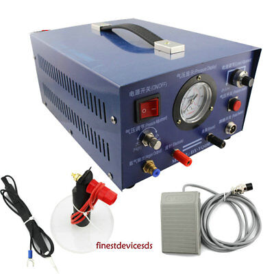 Pulse Sparkle Spot ARGON Welder 400W Gold Silver Platinum Jewelry Welding US
