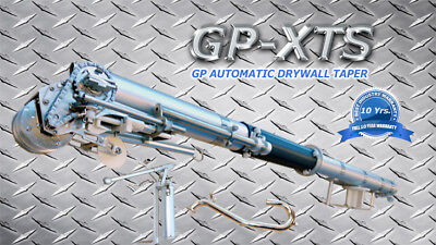 New! Gp-Xts Automatic Drywall Taper, Compound Pump And Gooseneck