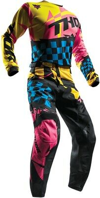 Thor S7S Pulse Louda Motocross Off Road ATV Riding Pants All Sizes
