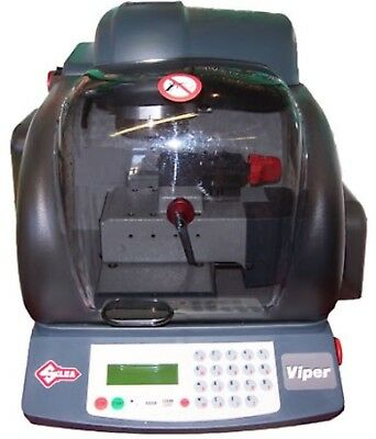 Silca Key Machine Viper Latest Model Excellent Condition Replacement Cost $17300