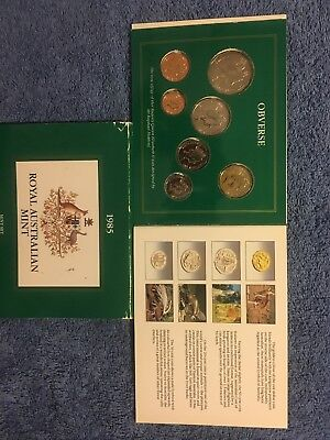 1985 Australian Mint Uncirculated Set