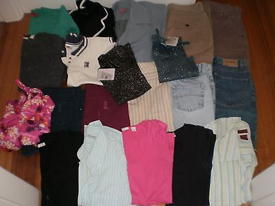 Bulk  Lot  of  Ladies  Clothes - Size 8 or  S