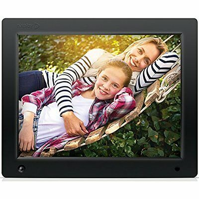 Digital Picture Frames Nixplay Original 12 Inch WiFi Cloud Photo Frame. IPhone