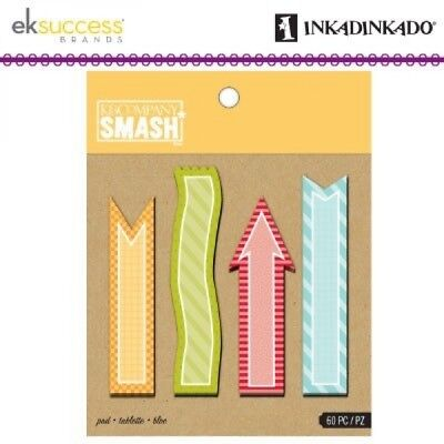 K&Company SMASH simple sticky note pad