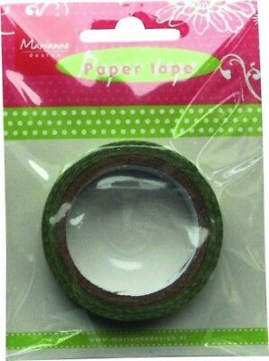 Marianne Design paper tape christmas dots