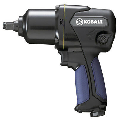 Kobalt 1/2-in 700 ft-lbs Air Impact Wrench - free ship