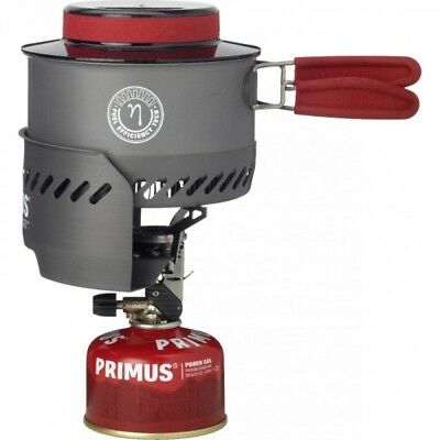 Primus Power Cook Compact Lightweight Camping Stove Motorcycle Biker Screw Fit
