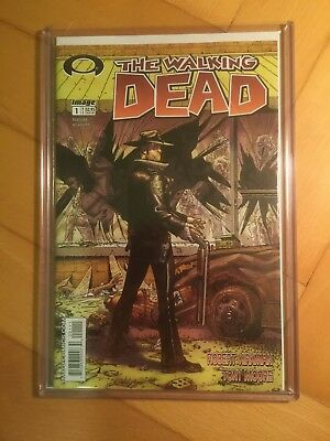The Walking Dead #1 (Erstausgabe, First Print) (US, englisch)