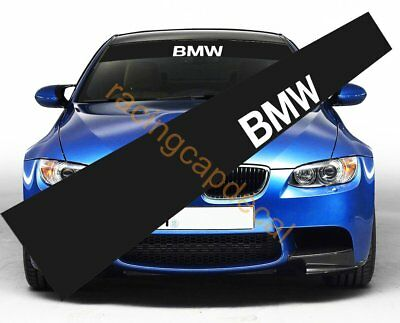 BMW Sun Strip Visor Windshield Decal Windscreen Sticker banner vinyl m2 m3 m4 m5