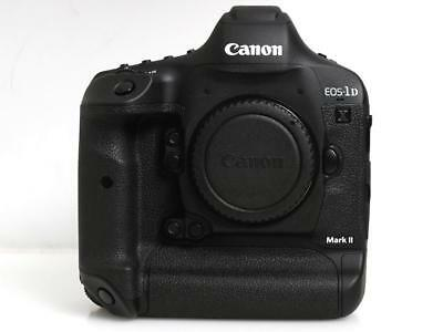 Canon EOS 1D X Mark II 20.2MP Digital SLR Camera Black Body Excellent from Japan