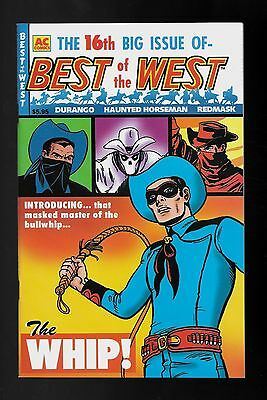 Best of the West #16 (2000) The Whip Haunted Horseman Durango Kid NM+ 9.6