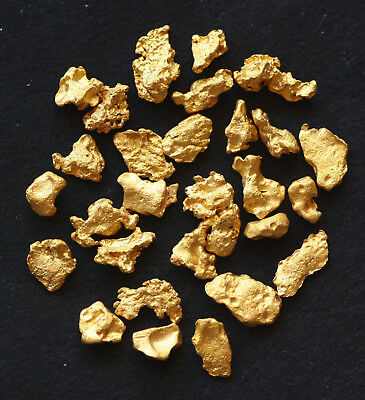 Natural Western Australia GOLD NUGGETS 3.06 grams